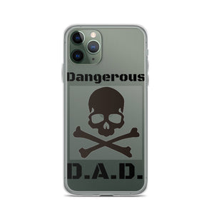 Dangerous D.A.D. - iPhone Case