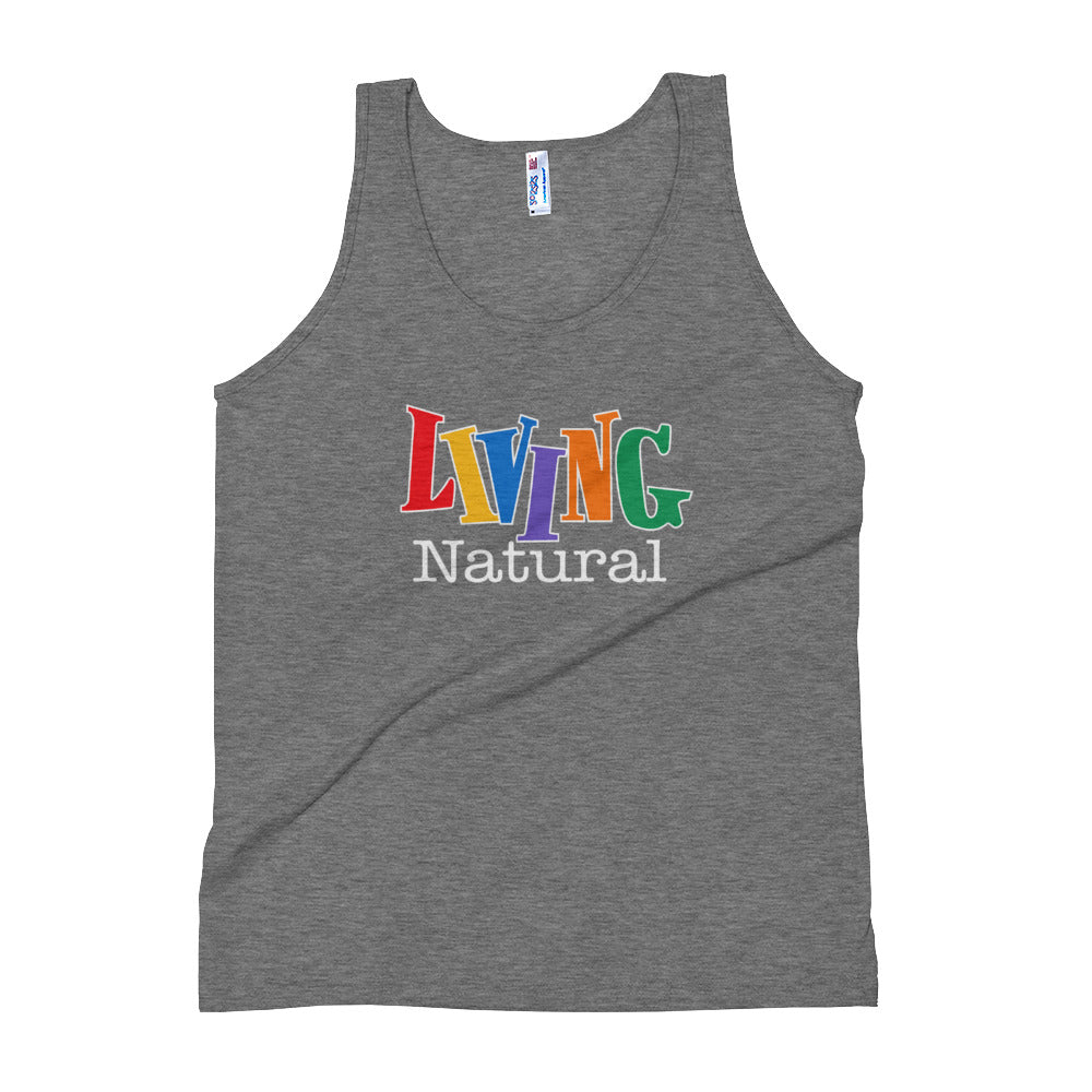 Living Natural Unisex Tank Top