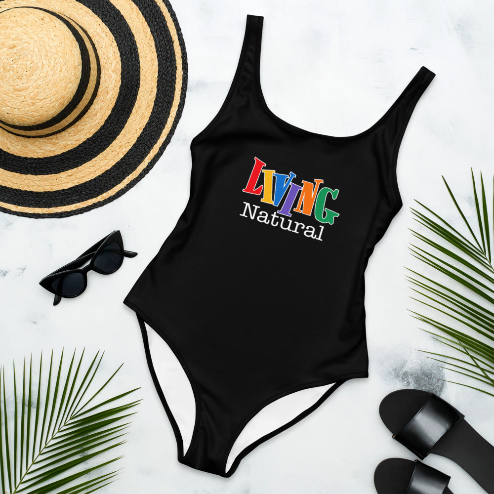 Living Natural One-Piece Swimsuit