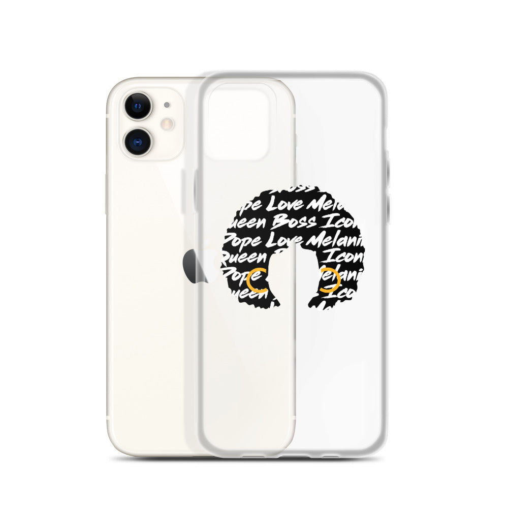AfroGirl iPhone Case