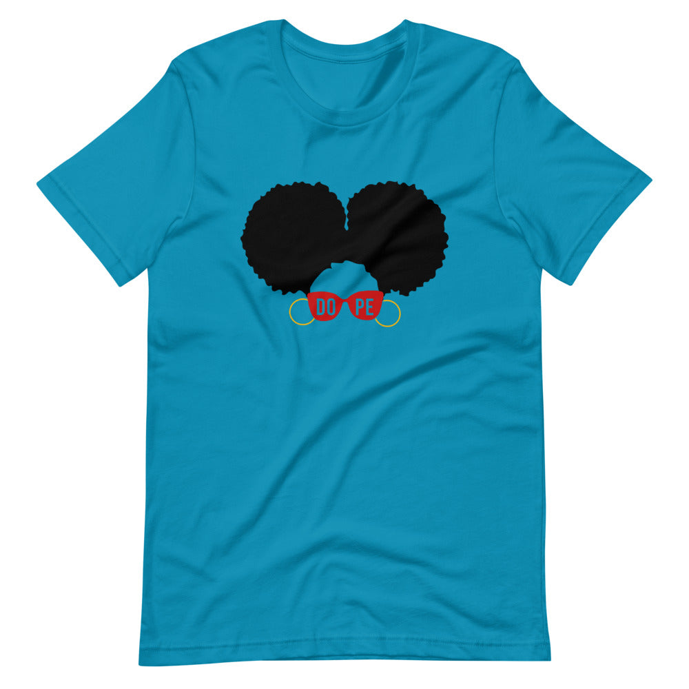 Afro Puffs Personalized Short-Sleeve Unisex T-Shirt