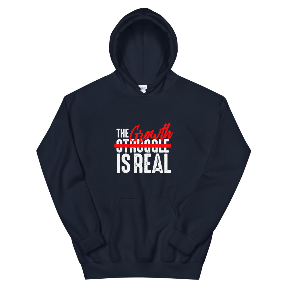 The Growth is Real Unisex Hoodie