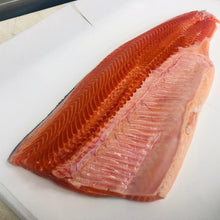 Load image into Gallery viewer, Japanese (Aomori) Salmon Portion Cut SUSHI QUALITY 1LB (Pre-order)