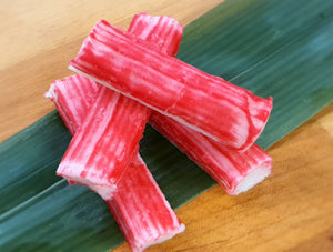 "Frozen Kanikama ""Fish Bay"" Imitation Crab Stick 1.1 LB/PK"