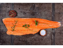 Load image into Gallery viewer, Scottish Salmon Fillet AVG 5 LB