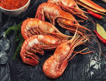 Load image into Gallery viewer, Frozen Botan Ebi (Spot Prawn) XL 21-24 PC