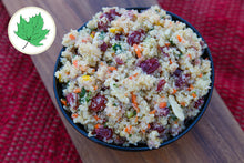 Load image into Gallery viewer, Cranberry Almond Quinoa Salad 14oz
