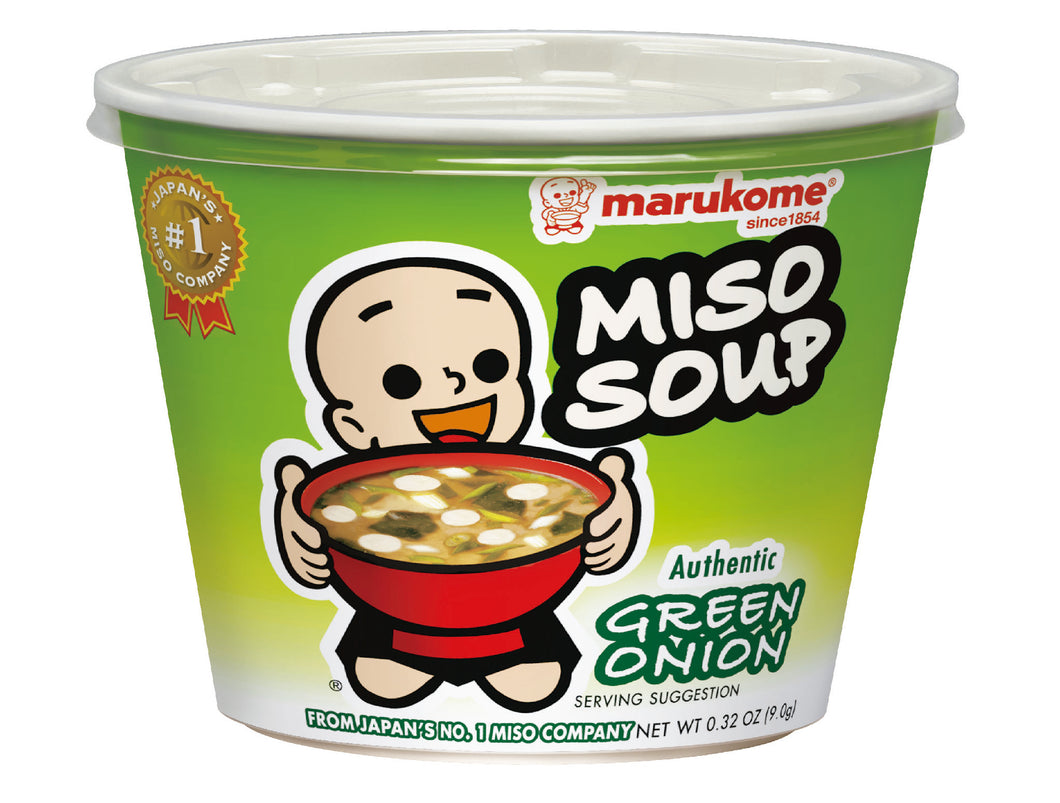 Miso Soup Cup Green Onion 0.32 OZ