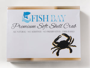 Frozen Soft Shell Crab Prime Size