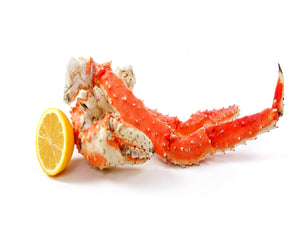 Frozen Red King Crab Legs 1.5 LB/PC AVG