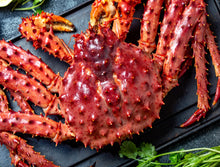 Load image into Gallery viewer, Live Red King Crab