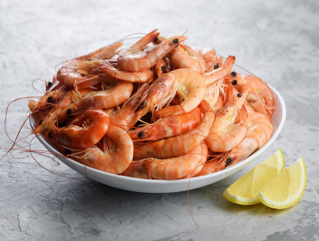 Frozen Aka Ebi (Red Shrimp) Box 4.4 LB
