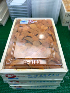 Uni (Regular) Large 250G Tray Japan (Pre-order item)