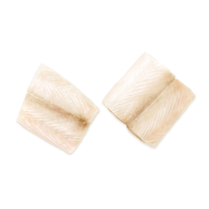 Frozen Chilean Sea Bass Portion Cut 1 lb