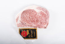 Load image into Gallery viewer, Japanese Wagyu Frozen Ribeye A5 Steak Cut/16OZ PK Japan (Limited Availability)