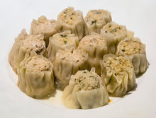 Load image into Gallery viewer, Frozen Wasabi Pork Shumai Dumpling (26-28 PC)/PK