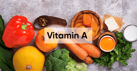 vitamin A for summer