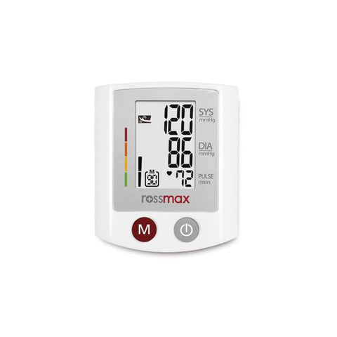Rossmax Bp Monitor - (Automatic Wrist Blood Pressure) S150