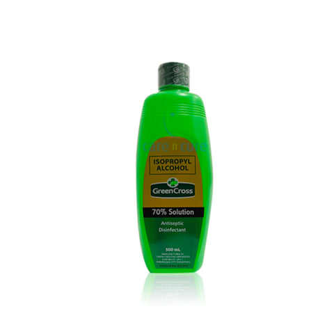 Buy Green Cross Alcohol 70% 500ML