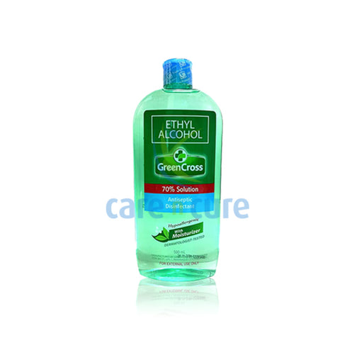 Green Cross Moist Alcohol 70% 500ML