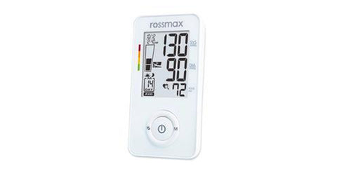 Rossmax Bp Monitor Slim Type # Ax356F