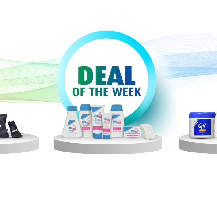DEAL OF THE WEEK ( 50% OFF/ Buy 2 get 1 Free 1 free on products . Best deals
