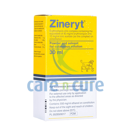 Zineryt Lotion 30ml (Original Prescription Is Mandatory Upon Delivery)