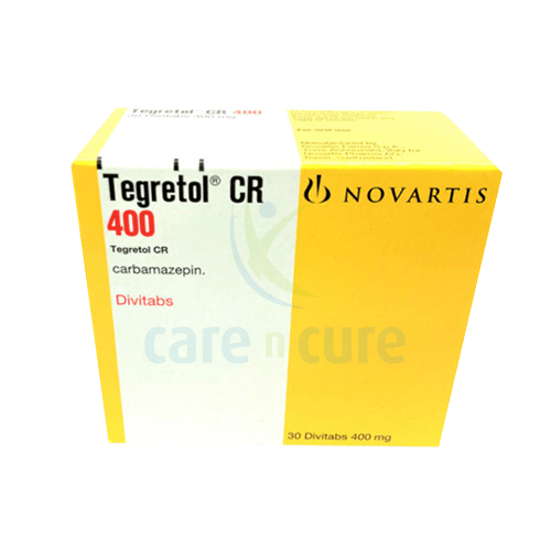 Tegretol Cr 400mg Tablets 30S