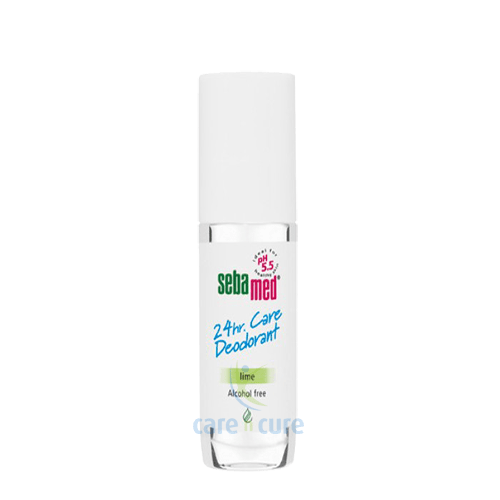 Sebamed Deo Spray Lime 75ml