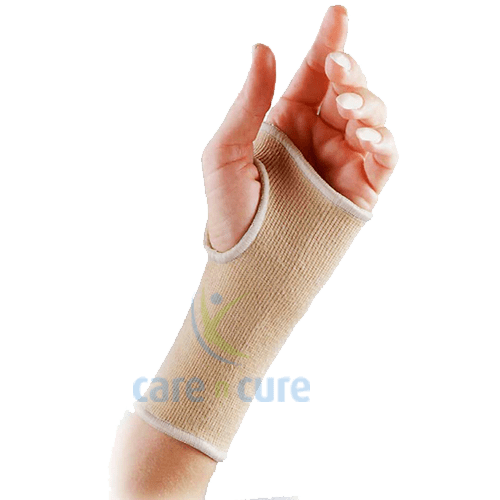 Super Ortho Elastic Wrist Support Beige - A4-032 (M)