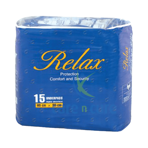 buy-relax-under-pads-60cmx90cm-15s-care-n-cure-pharmacy-qatar