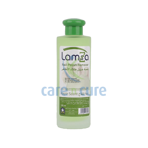 Lamsa Nail Polish Remover / Apple