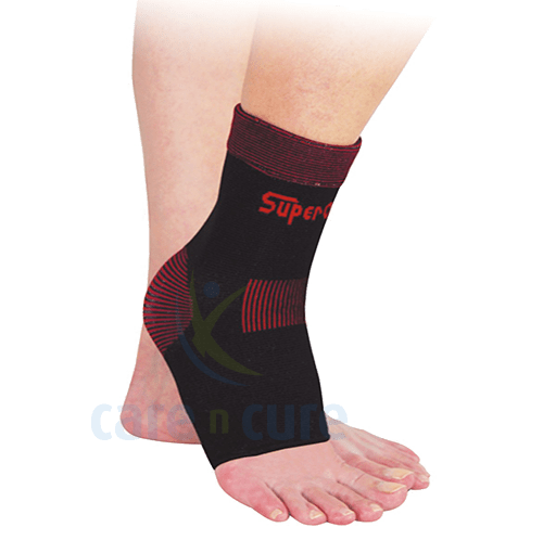 Super Ortho Compression Ankle Support A9-004 (L)