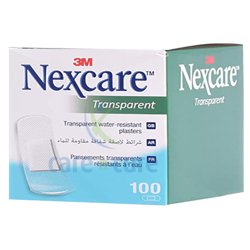 buy-n/c-transparent-bandage-100s-#tb-100-care-n-cure-pharmacy-qatar