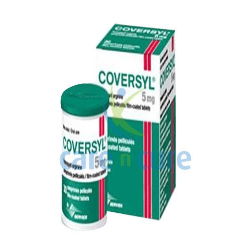Coversyl 5 mg Tablets 30S