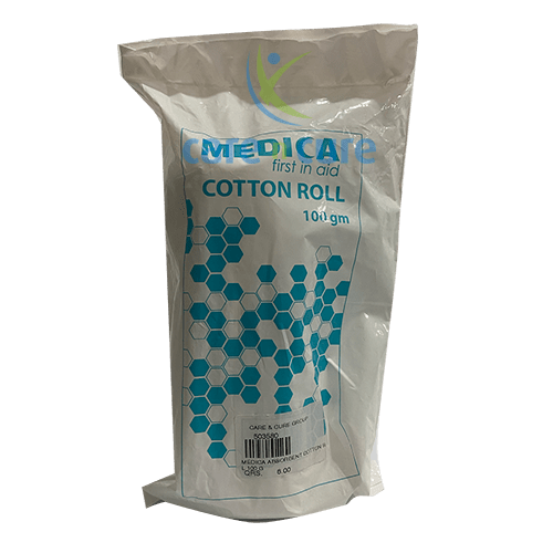 Medica Absorbent Cotton Roll 100 G