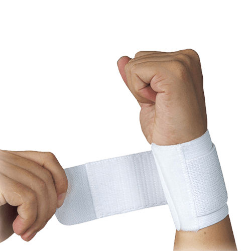 Elastic Wrist Support A4-002 (S/M	13~ 18 cm)
