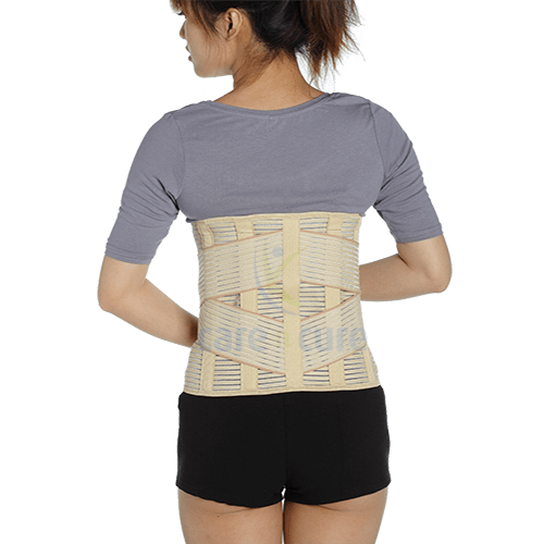 Super Ortho 12 Lumbar Support (Breathable B5-028(L)