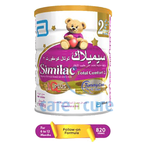 buy-similac-gain-total-comfort-stage2-360gm-care-n-cure-pharmacy-qatar