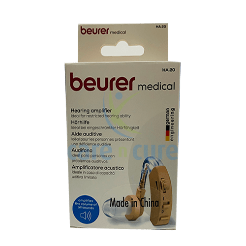 buy-beurer-hearing-aid-ha-20-care-n-cure-pharmacy-qatar