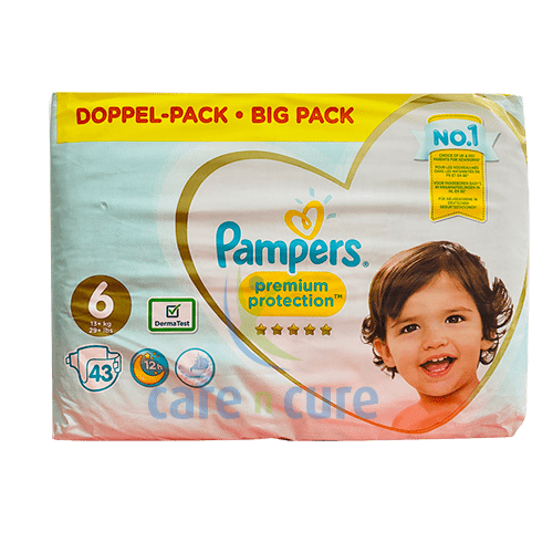 Pampers Pc Diapers S6 2X43 S Jp