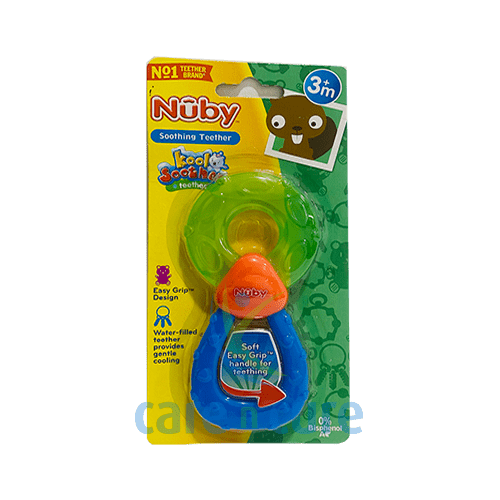 buy-nuby-soothing-teether-w/handle-3m+-572-care-n-cure-pharmacy-qatar