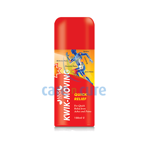 Kwik-Moving Spray Quick Relief 150ml