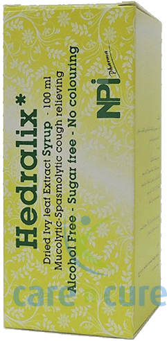 Hedralix Syrup 100ml