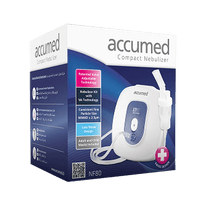 Accumed Compact Piston Nebulizer Nf80