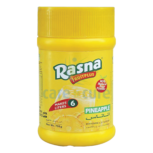buy-rasna-insta-drink-mix-powder-pineapple-750gm-care-n-cure-pharmacy-qatar
