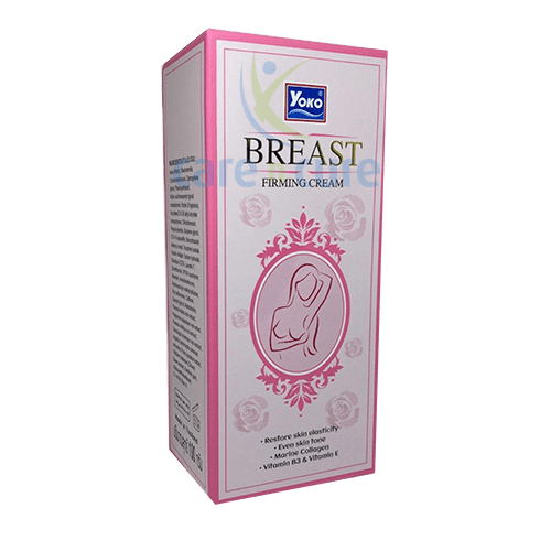 Yoko Breast Firming Cream 100ml Y655