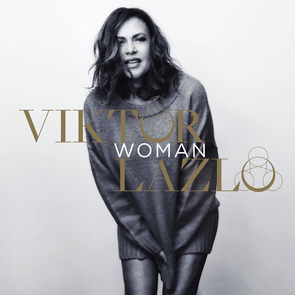 Viktor Lazlo - Woman (CD)