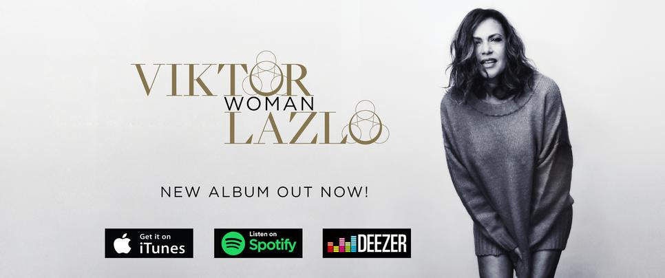 Viktor Lazlo - Woman | New Album Out October 20th