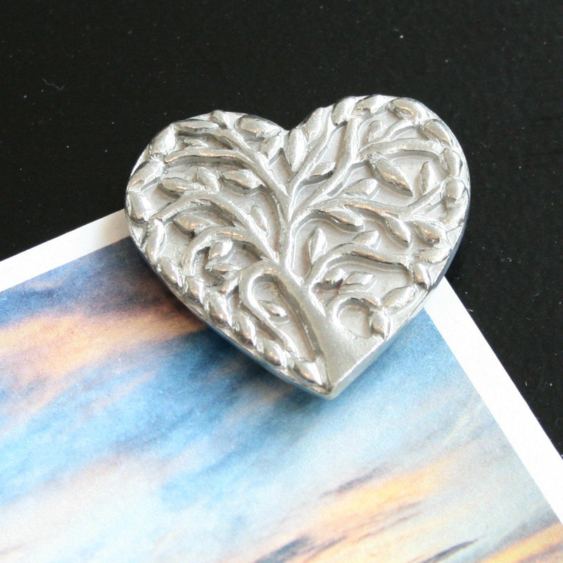Filigree Heart Magnet
